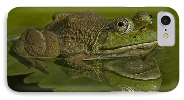 Kermit Phone Case by Susan Candelario