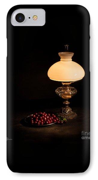 Kerosene Lamp IPhone Case by Torbjorn Swenelius