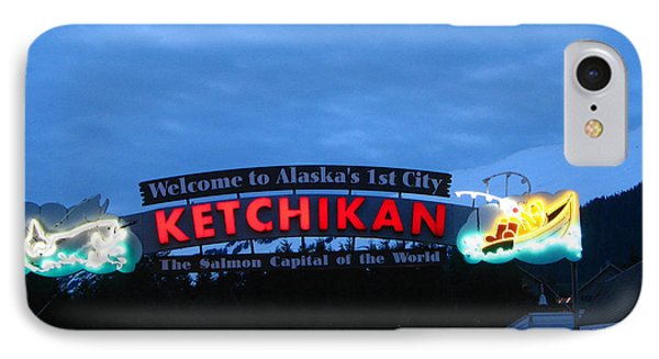 Ketchikan Phone Case by Robert Bales