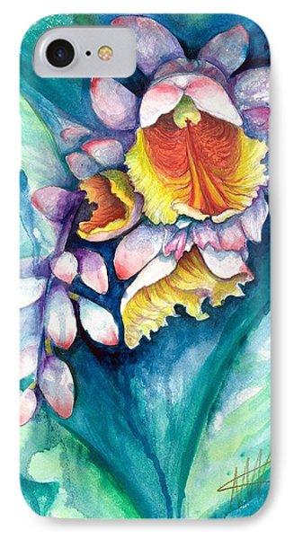 Key West Ginger IPhone Case by Ashley Kujan
