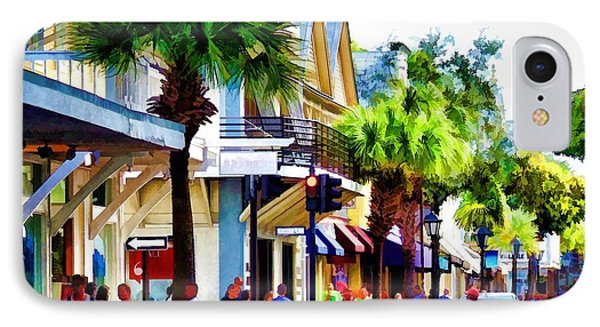 Key West Life IPhone Case by Pamela Blizzard