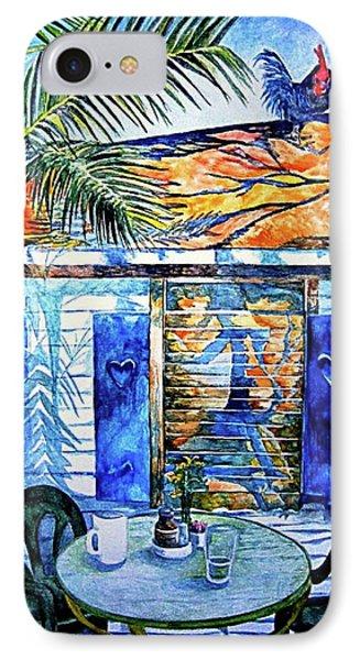 Key West Still Life IPhone Case