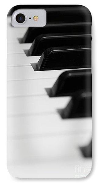 Keyboard Phone Case by Svetlana Sewell