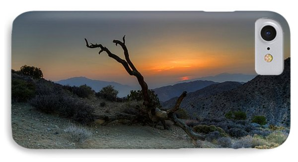 Keys View Sunset IPhone Case by Dave Files