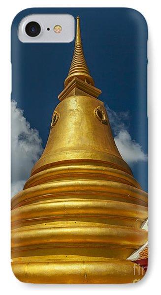 Khao Hua Jook IPhone Case by Adrian Evans
