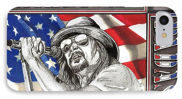 Kid Rock American Badass IPhone Case