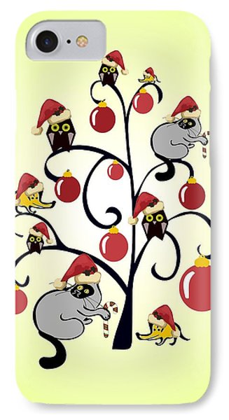 Kids Christmas IPhone Case