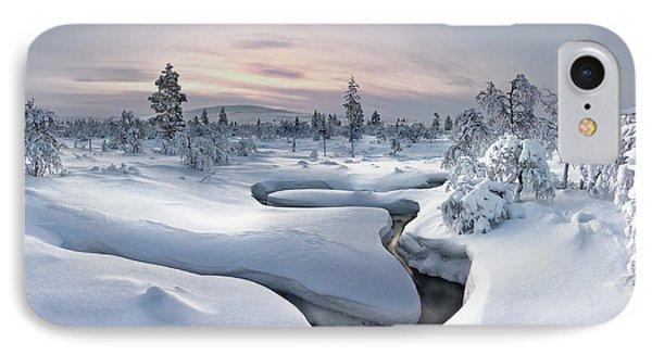 Kiilopa?a? - Lapland IPhone Case