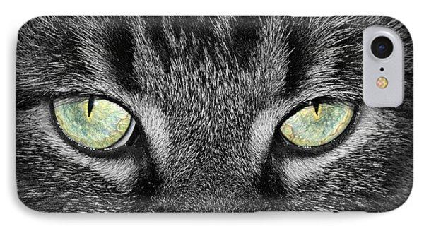 IPhone Case featuring the photograph Kiisu by Michaela Preston