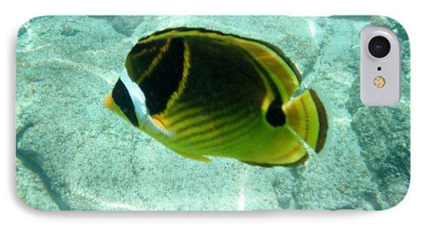 Kikapapu Fish Phone Case by Karen Nicholson