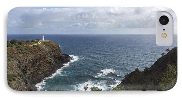 Kilauea Lighthouse - Kauai Hawaii Phone Case by Brian Harig