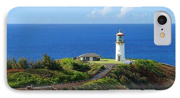 Kilauea Lighthouse Phone Case by Shahak Nagiel