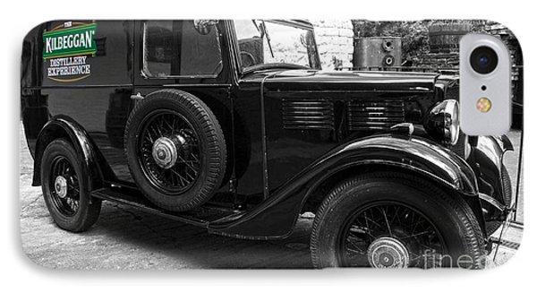 Kilbeggan Distillery's Old Car IPhone Case by RicardMN Photography