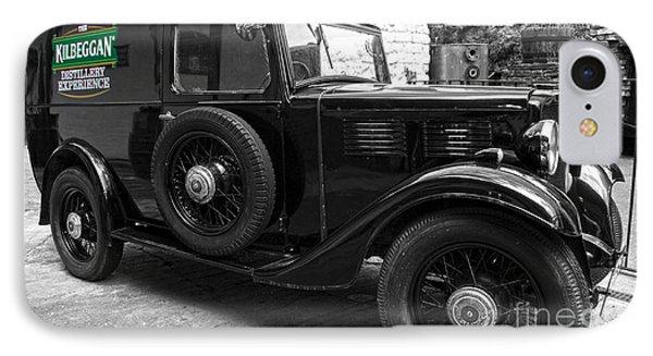 Kilbeggan Distillery's Old Car IPhone Case