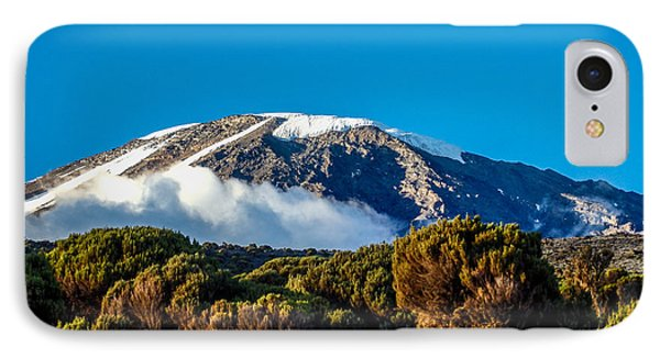 Kilimanjaro IPhone Case
