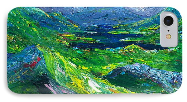 Killarney The Kingdom Of Kerry IPhone Case by Conor Murphy