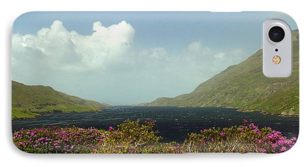 Killary Fjord IPhone Case by Butch Lombardi