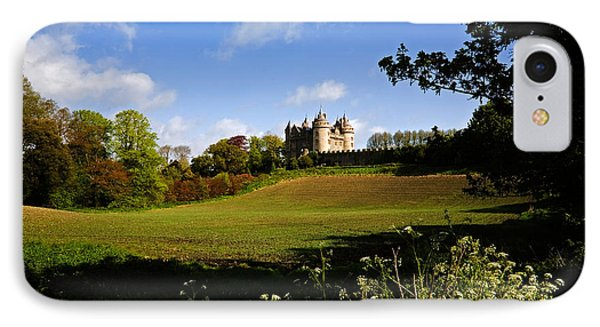 Killyleagh Castle, Co Down, Ireland IPhone Case by Panoramic Images