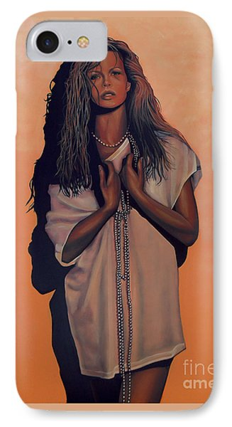 Kim Basinger IPhone Case by Paul Meijering