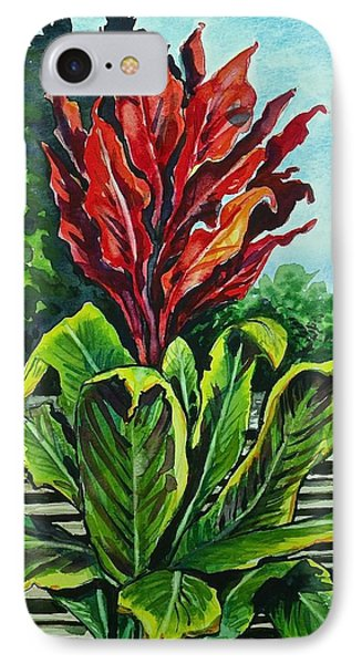 Kim Dracena IPhone Case