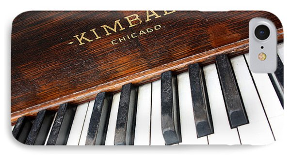 Kimball Piano-3479 Phone Case by Gary Gingrich Galleries