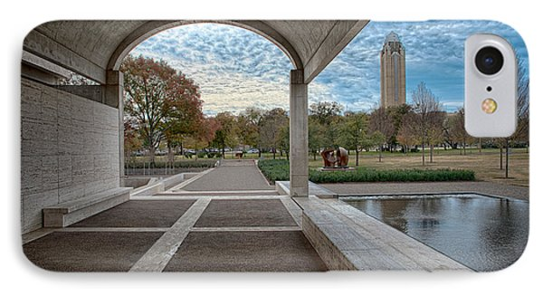 Kimbell Art Museum Fort Worth IPhone Case