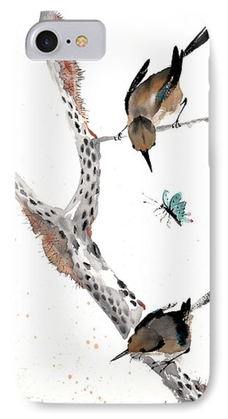 Kindred Hearts IPhone Case
