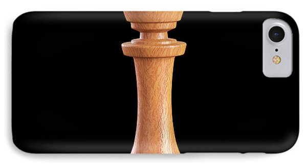 King Chess Piece IPhone Case