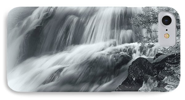 IPhone Case featuring the photograph King Creek Falls by Jonathan Nguyen
