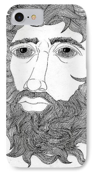 King David IPhone Case