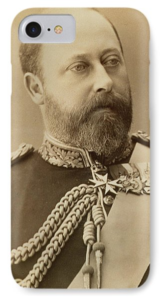 King Edward Vii  IPhone Case