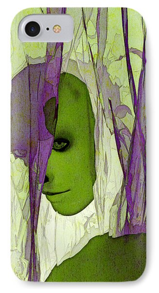 King Entombed IPhone Case by Matt Lindley