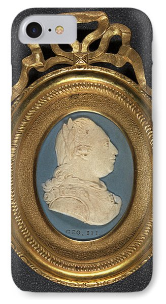 King George IIi Geo IPhone Case