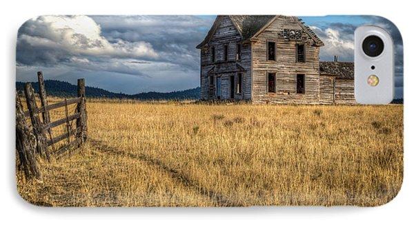 King Homestead Phone Case by Joe Hudspeth