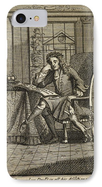 King James 11 King Of England IPhone Case by British Library