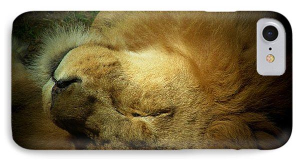 King Of Peace,lion IPhone Case