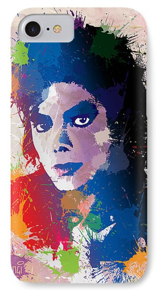 King Of Pop IPhone Case