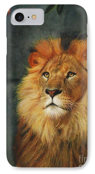 King Of Taronga - Watercolor Phone Case by GD Rankin