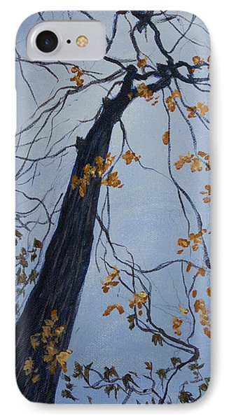 King Of The Forest Phone Case by Janet Felts