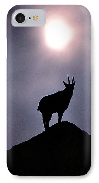 IPhone Case featuring the photograph King Of The Hill by Christopher McKenzie