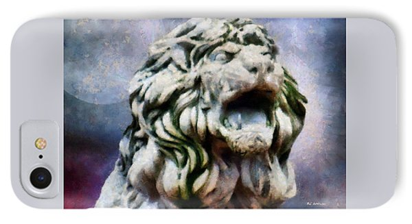 King Of The Sky Phone Case by RC deWinter