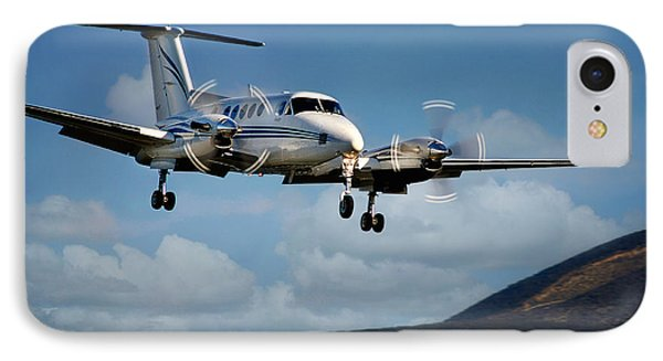 Kingair IPhone Case by James David Phenicie
