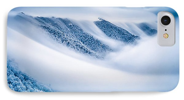 Kingdom Of The Mists IPhone Case by Evgeni Dinev