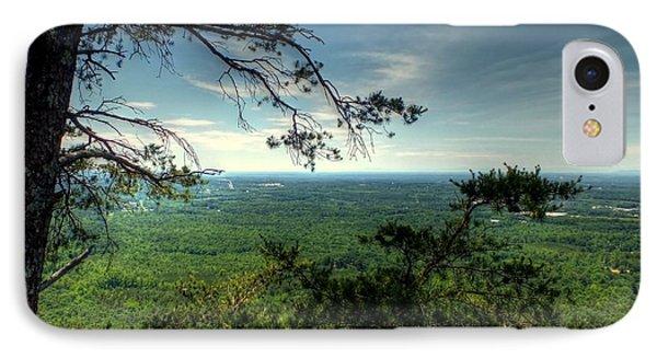Kings Pinnacle At Crowders Mountain IPhone Case