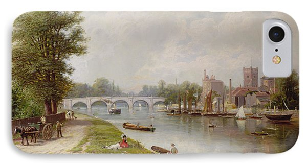 Kingston On Thames IPhone Case by Robert Finlay McIntyre