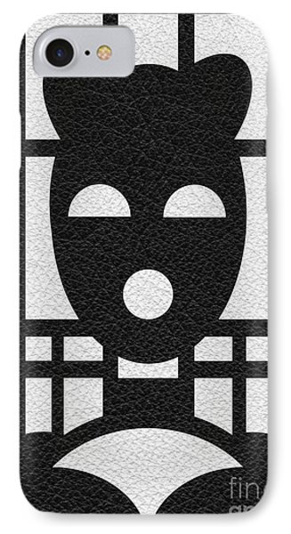 Kinky Time Mask IPhone Case