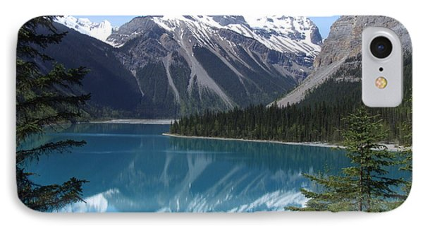 Kinney Lake - Canada IPhone Case