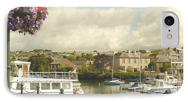 IPhone Case featuring the photograph Kinsale Harbor by Winifred Butler