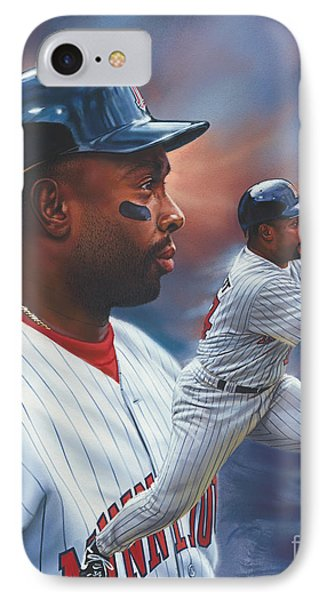 Kirby Puckett Minnesota Twins IPhone Case