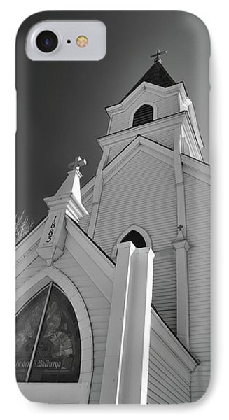 Kirche Der St Walburga Phone Case by Guy Whiteley
